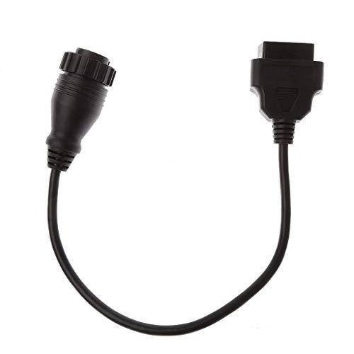 FXCO Connecteur d'adaptateur de câble de Diagnostic d'OBD2 de Pin à 16 Pin pour Sprinter de