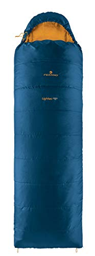Ferrino Lightec Shingle SQ Sacco a Pelo, Unisex Adulto, Blu, Taglia Unica