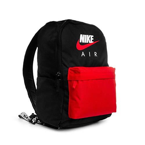 Nike AIR HERITAGE SCHWARZ RUCKSACK CW9265011