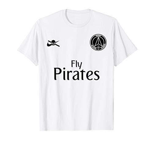Fly Pirates - Freedom - Trikot-Parodie T-Shirt