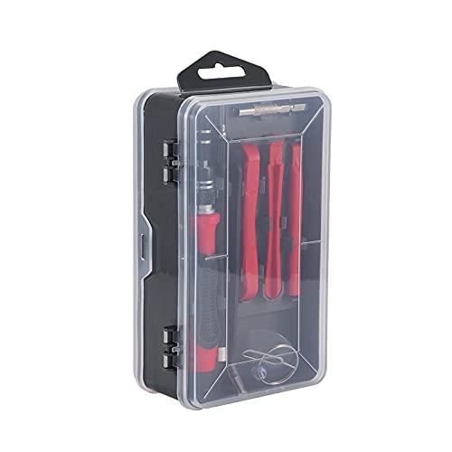 Topwor Juego de destornilladores de precisión 115 en 1 Torx, juego de herramientas de reparación para iPhone,...