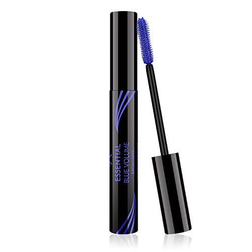 Golden Rose Essential Blue Volume Mascara verdickende blaue Wimperntusche