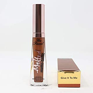 Melted Matte-tallic Liquified Metallic Matte Lipstick