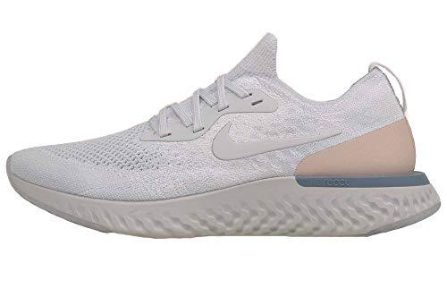 Nike Epic React Flyknit Women's Running Shoe Pure Platinum/Pure Platinum 8.5