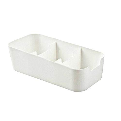 Sulifor Stapelbare Unterwäsche-Aufbewahrungsbox für den Haushalt, eng anliegende Kleidung, Ablagefach, Schlafsaal, Schrank, Tischverarbeitungsbox