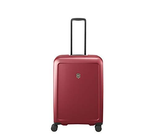 Victorinox Connex Hardside Medium - Reisekoffer mittelgroß Hartschale Trolley 4 Rollen - Rot