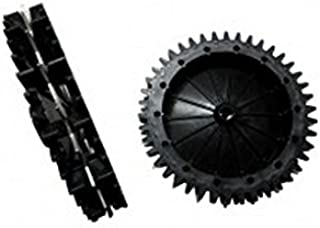 Zucchetti Color par ruedas con garras Ambrogio Robot L200–L300