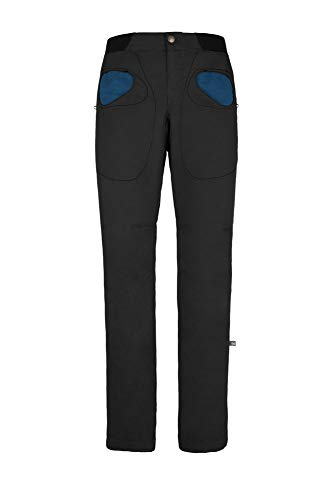 E9 Rondo Story Trousers Herren Black Größe S 2019 Hose