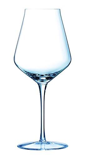 Lot de 6 verres à pied soft Reveal'Up 30 cl
