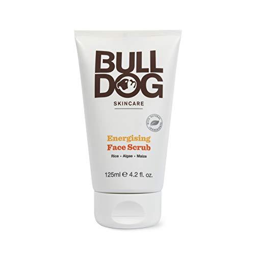 Bulldog Skincare Bulldog - Exfoliante facial energizante para hombre, 125 ml