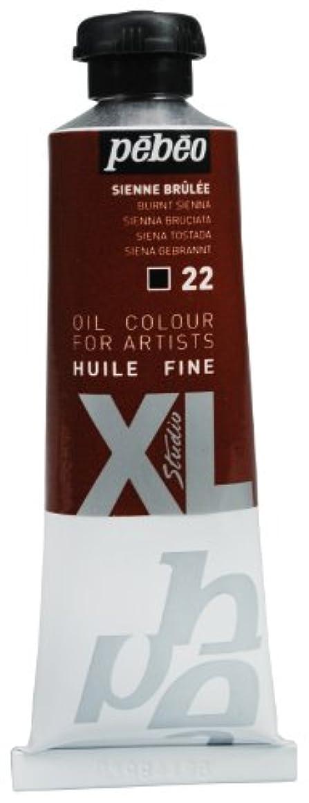 PEBEO Studio XL Fine Oil 37-Milliliter, Burnt Sienna