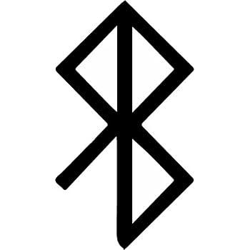 Ulfhednar Rune Vinyl Sticker Norse Berserker Viking Valknut Talisman Heathens Home Garden Home Decor