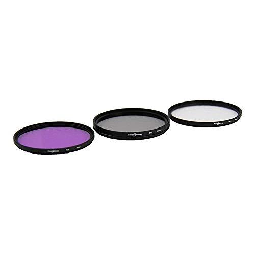 Kit De Filtro Para Lentes De Câmera DSRL 67mm