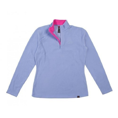 The North Face, 100 Glacier 1/4 Zip, fleecepullover voor dames