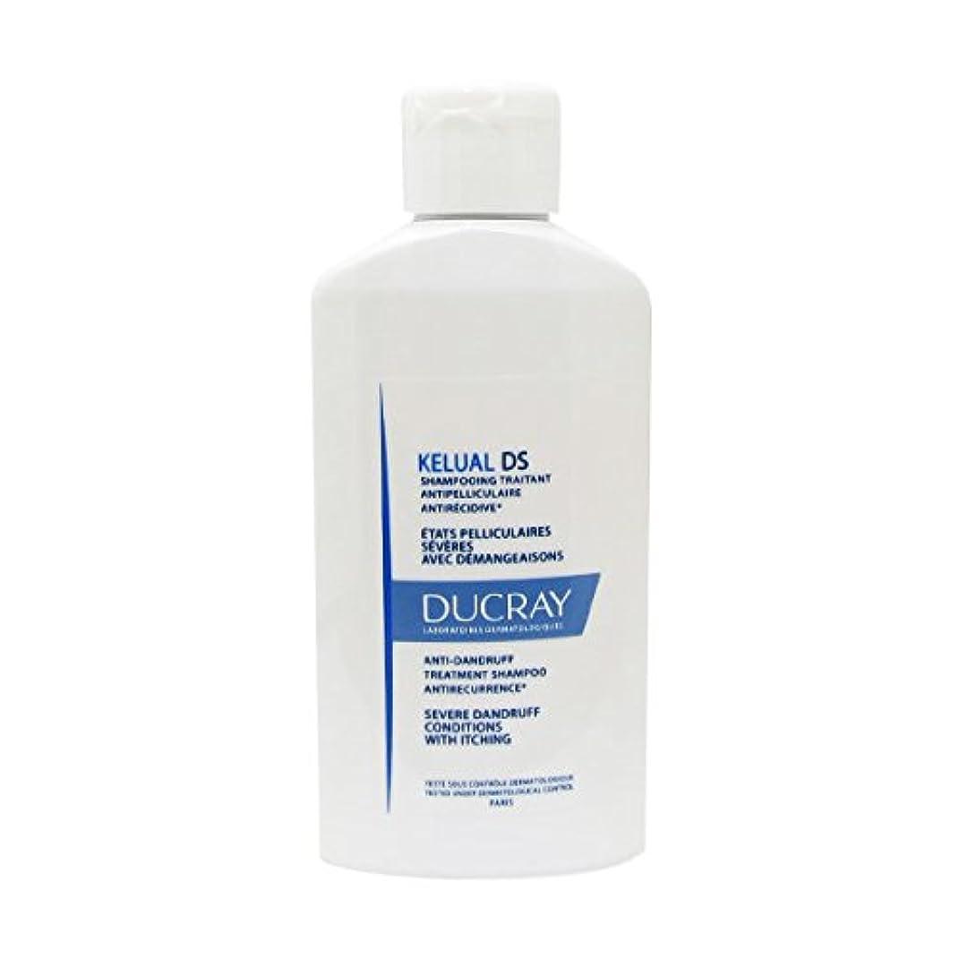 カウントうまくやる()既婚Ducray Kelual Ds Squamo-reducing Shampoo 100ml [並行輸入品]