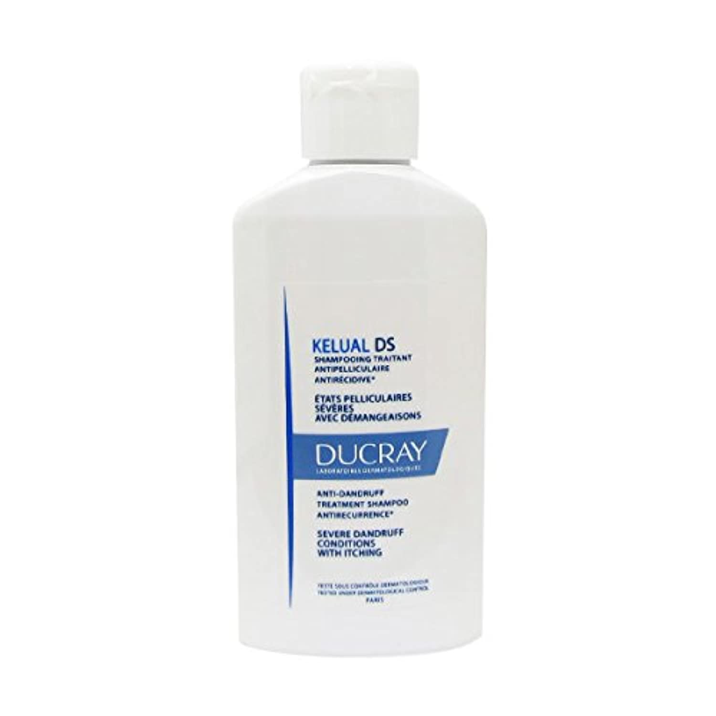 Ducray Kelual Ds Squamo-reducing Shampoo 100ml [並行輸入品]