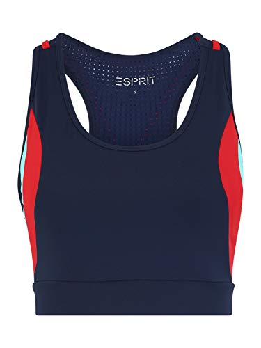 ESPRIT Sports Damen Sport-BH Navy L