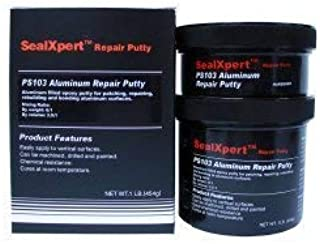 SEALXPERT ALUMINIUM EPOXY PUTTY (454 GRAMS)