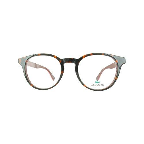 Lacoste L2787 Lacoste Brillengestelle L2787 Rund Brillengestelle 49, Braun