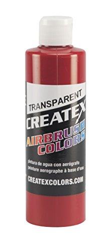 Rouge sang Createx Airbrush Colours couleur 240ml 13 5137 Createx crimson red