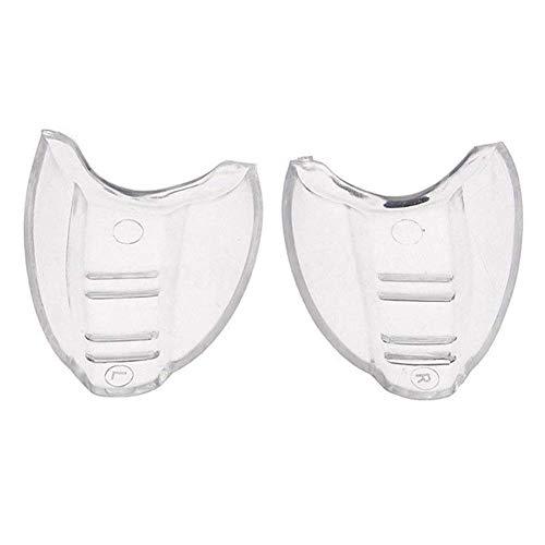 Ztoma Sicherheit Klassen Brille Seitenschutz, 1 Paar Universal Flexibel Seitenschutz, Sicherheit Brille Brillen Eye Protection
