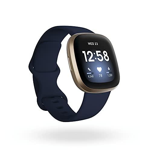 Fitbit Versa 3 Health & Fitness...