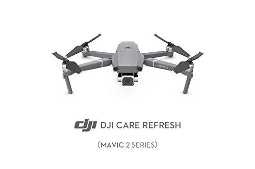 DJI Mavic 2 Care Refresh verzekering - Uitgebreid pakket voor drone Mavic 2, dekt tot 2 reserveonderdelen