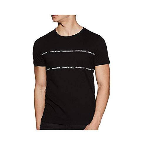 Calvin Klein Jeans Instit Tape Detail Slim T-shirt voor heren