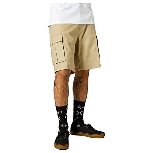 Fox Racing Slambozo 2.0 Tan Pantalones Cortos, Canela, 29 Short para Hombre