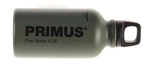 Primus Unisex– Erwachsene Brennstoffflasche 350, Oliv, 350 ml