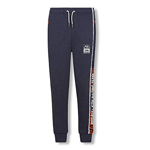 Red Bull KTM Letra Joggers Pantalones, Azul Hombres Small Chándal, KTM Racing...