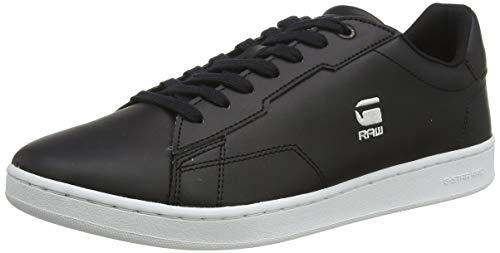 G-STAR RAW Cadet sneakers voor heren, Zwart Black A940 990, 42 EU