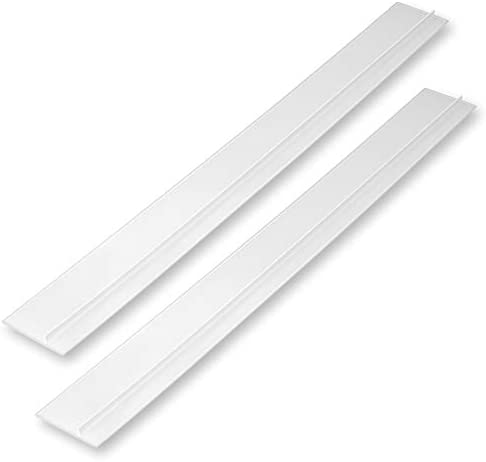 mdairc Silicone Kitchen Stove Counter Gap Cover Wide long Gap Filler 21 Seals Spills Between product image