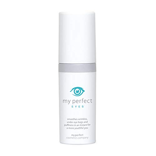 my anti aging eye serums My Perfect Eyes Anti-Ageing Eye Cream Cosmetic Serum - Fights Eye Bags, Fine Lines and Wrinkles - 200 Applications