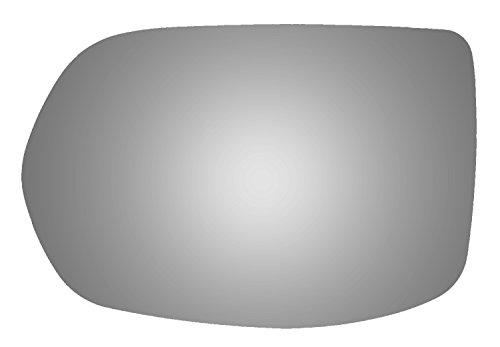 Burco 4514 Flat Driver Side Power Replacement Mirror Glass for Honda CR-V, HR-V (2012, 2013, 2014, 2015, 2016, 2017, 2018)