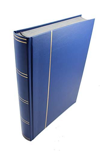 Dauwalders Briefmarken-Album für 30/60 Seiten (blau)