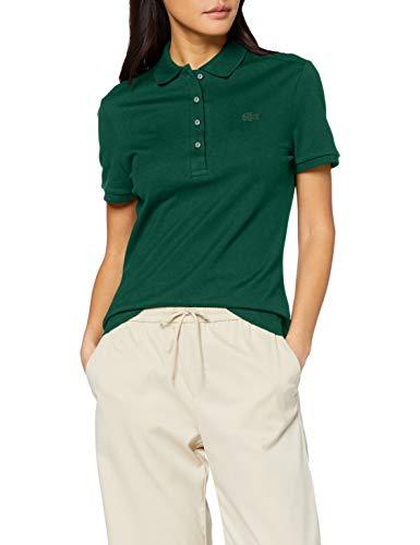 Lacoste Polo, Femme, PF5462, Vert, 42