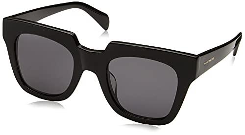 HAWKERS Row Gafas de Sol, Negro, One Size Unisex Adulto