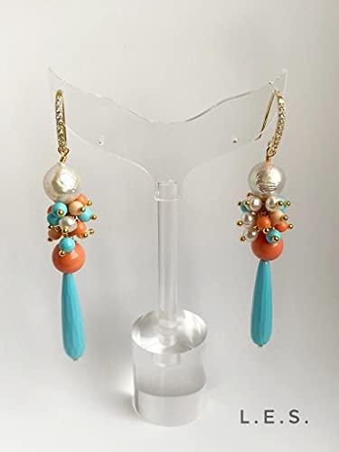 Orecchini con Pendenti - Earrings with Pendants