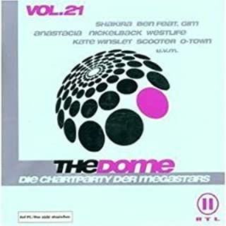 TheDome 21 (Doppel-CD, 40 Tracks, inkl. What If, Das Tier In Mir, Kein Alkohol Ist Auch Keine Lösung, Bolero, So I Begin e...