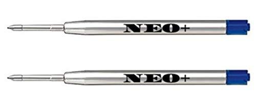 Kwaliteit Balpen Vullingen, Goedkoop maar Langdurig, Medium Point. Compatibel met Parker Ball Pen Too. G2 Style Refill Made in Germany