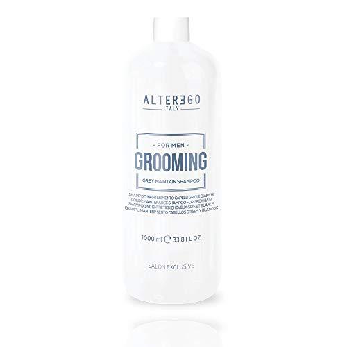 Champú cabellos grises y blancos-Grey Maintain Grooming Alter Ego 1000 ml