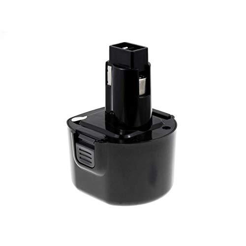 Batería para Black & Decker modelo/ref. A9251, 9,6V, NiCd