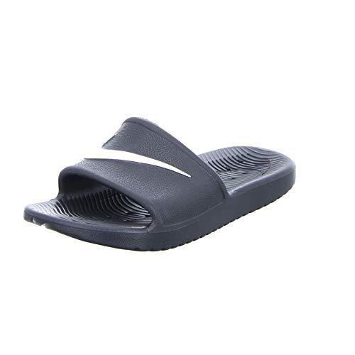 Nike Damen WMNS Kawa Shower Fitnessschuhe, Schwarz (Black/White 001), 40.5 EU
