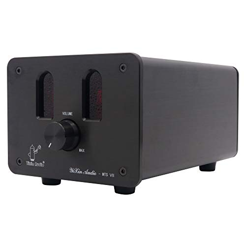 Fantastic Deal! PAPRI Black Matisse VII 6H3 Vacuum Tube Preamplifier Tube-preamp Design Upgrade Audi...