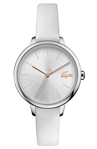 Lacoste Womens Analog Quartz Uhr mit Leder Armband 2001159