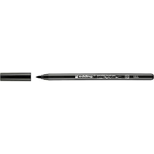 NEU Edding 4200 Porzellanstift, 1-4mm, schwarz