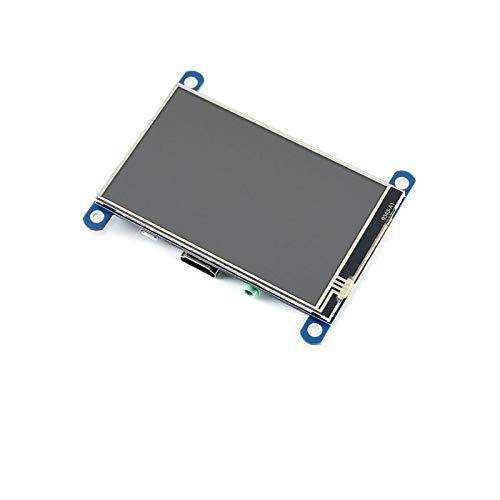 weichuang Accesorios Electrónicos 480x800 4' HDMI Pantalla Táctil IPS LCD(H) Interfaz HDMI Para RPi Piezas Electrónicas Accesorios Electrónicos