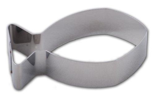 Gobel 884015 - Cortapastas (Acero Inoxidable), diseño con Forma de pe
