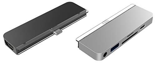 Hyper HD319-SILVER Hyperdrive Station d'Accueil 6-en-1 pour iPad Pro Silver Hub Argenté